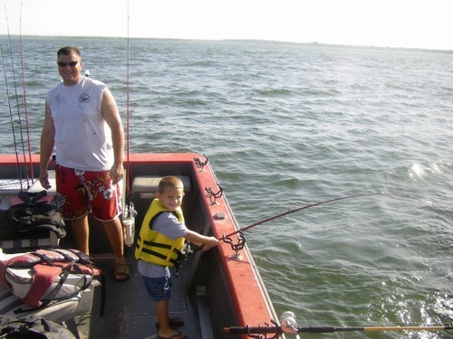early fall stripers are fast and furious