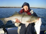Caught with Brian Prichard, Lake Texoma Fishing Guide